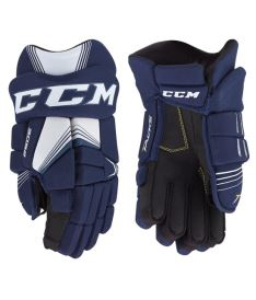 Hokejové rukavice CCM TACKS 3092 navy junior