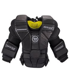WARRIOR RITUAL GT2 PRO TORWART BRUSTSCHUTZ black senior - XL