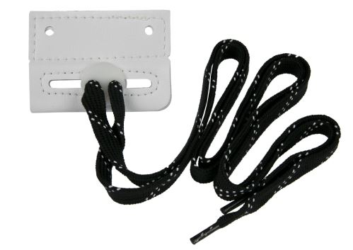 VAUGHN SLIDING TOE BAR XR white/black - pair - Zubehör