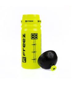FREEZ BOTTLE 0,7 L neon yellow  - Doplňky