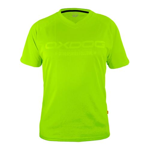 OXDOG ATLANTA TRAINING SHIRT green 128 - T-Shirts