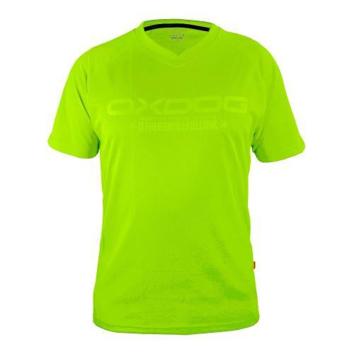 OXDOG ATLANTA TRAINING SHIRT green senior - T-shirts