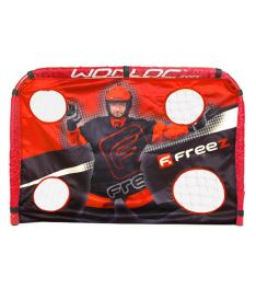 FREEZ FLOORBALL GOAL BUSTER 90 x 60