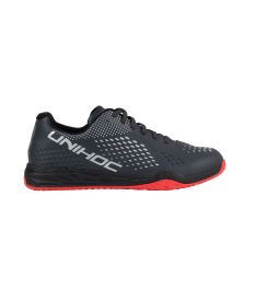 UNIHOC Shoe U5 PRO LowCut Men graphite US5/UK4/EUR37 - Shoes