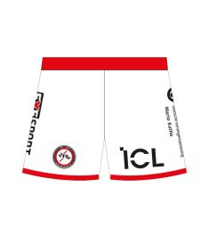 FREEZ SHORTS SUBLI LADIES - MFBC AWAY 19 - white