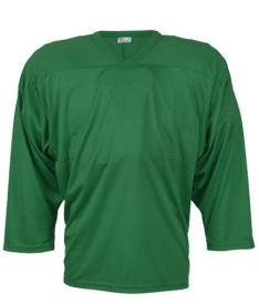 CCM JERSEY 10200 green junior - L/XL