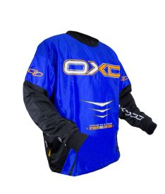 OXDOG GATE GOALIE SHIRT blue 150/160 (padding) - Jersey
