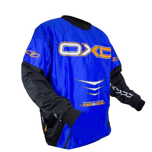 OXDOG GATE GOALIE SHIRT blue 150/160 (padding) - Jersey