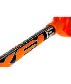 EXEL V30x 2.9 orange 98 ROUND SB L - Floorball-Schläger für Erwachsene