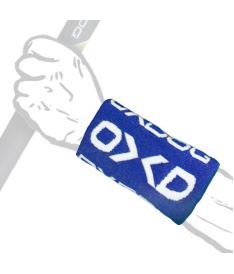 OXDOG TWIST LONG WRISTBAND blue/white