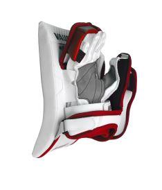GOALIE BLOCKER VAUGHN V ELITE-2 white/red/black junior - FR - Blocker gloves