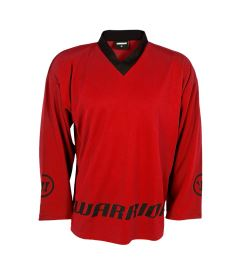 WARRIOR JERSEY LOGO red