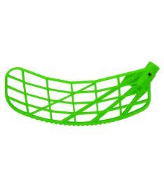 EXEL BLADE VISION SB neon green L - sundaná - Floorball Schaufel
