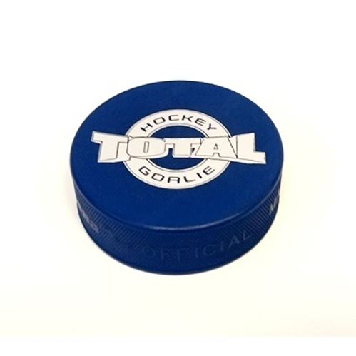 TOTALHOCKEY PUCK blue - Others