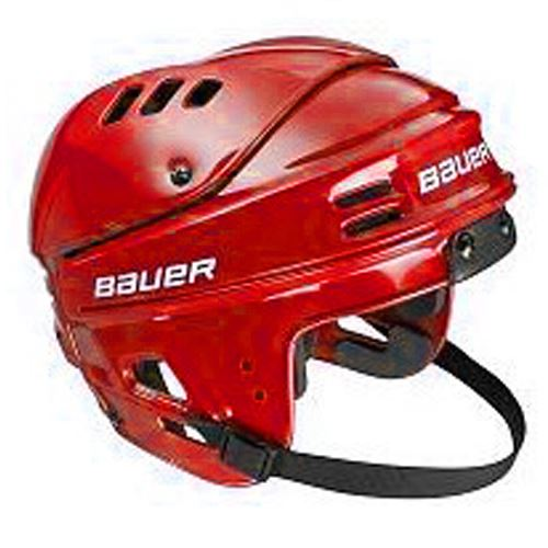 BAUER HELMET 1500 red - Helme