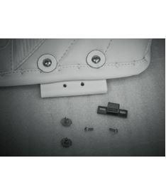 TOE HOOK Accessories Replacement Pack - Schienen