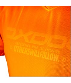 OXDOG ATLANTA TRAINING SHIRT orange senior - T-Shirts