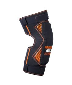 EXEL S100 KNEE GUARD senior black/orange S - Pads and vests