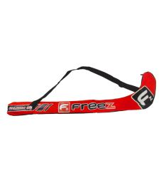 Florbalová taška FREEZ STICKBAG FALCON 82 black/red