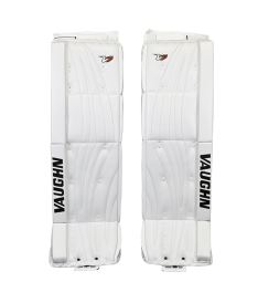 Goalie pads VAUGHN GP VELOCITY V7 XR CARBON PRO white senior - 35+2 Kvaca