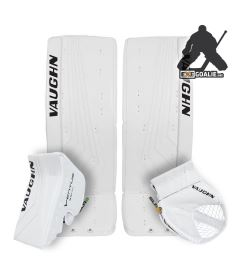 "SET VAUGHN GP + BLOCKER + CATCHER SLR2 PRO white 35+2"" - REG"