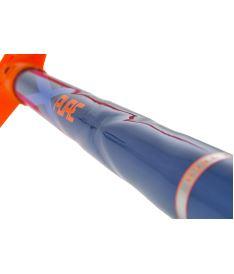 EXEL P100 BLUE 2.6 98 ROUND MB R - Floorball-Schläger für Erwachsene