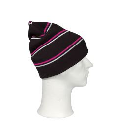 OXDOG JOY WINTER HAT black/pink/white - L/XL - Caps and hats