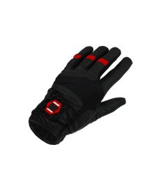 ZONE GOALIE GLOVES PRO black/red