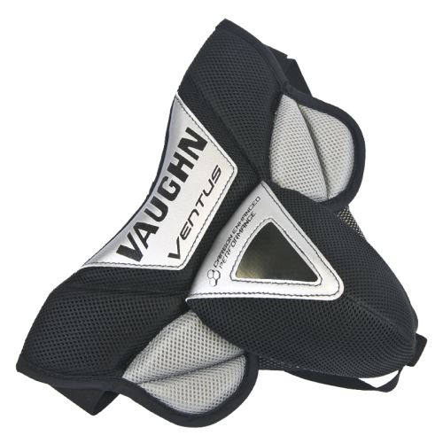 VAUGHN GOALIE JOCK VENTUS LT98 black/silver int - Accessories
