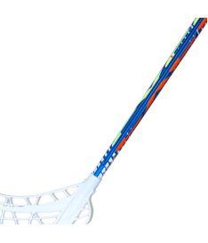 EXEL RIFLE LIGHT 2.9 blue 98 ROUND SB L '15 - florbalová hůl