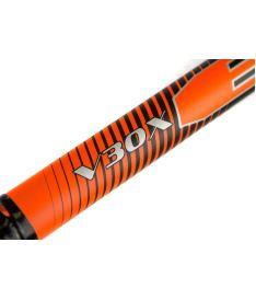EXEL V30x 3.4 orange 87 ROUND SB R - Floorball-Schläger für Kinder