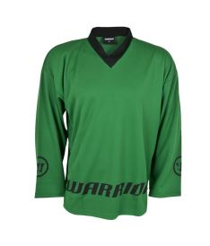 WARRIOR JERSEY LOGO green
