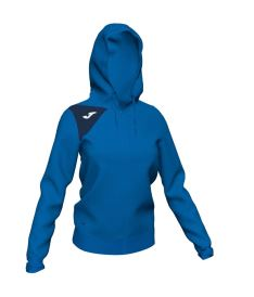 JOMA HOODED JACKET SPIKE II WOMAN ROYAL-DARK NAVY