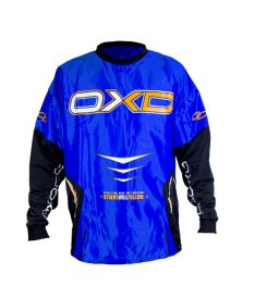 OXDOG GATE GOALIE SHIRT blue L (padding) - Pullover