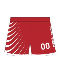 FREEZ SHORTS SUBLI MAN - KAC20 - red