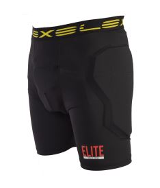 EXEL ELITE PROTECTION SHORTS Black M - Pads and vests