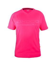 OXDOG ATLANTA TRAINING SHIRT pink junior - T-Shirts