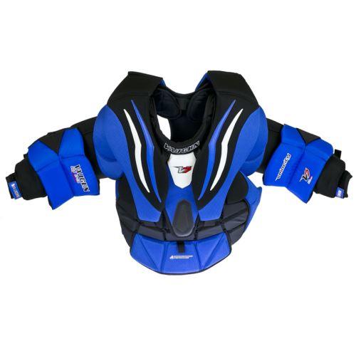 VAUGHN CHEST & ARMS VELOCITY V7 XR CARBON PRO blue/black senior - XL - Brustschutz