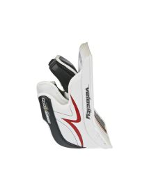 Goalie Stockhand VAUGHN BLOCKER V ELITE PRO white/black/red senior - FR - Stockhände