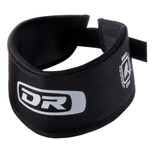 DR THROAT COLLAR PG5N black - M - Neck, mouth, other guard