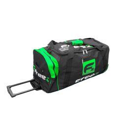 FREEZ Z-180 WHEEL BAG BLACK-GREEN - Sporttaschen