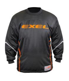 EXEL S100 GOALIE JERSEY black/orange - Pullover
