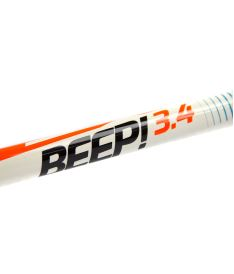 EXEL BEEP! 3.4 white 95 ROUND SB R  - Floorball stick for adults