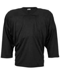 CCM JERSEY 10200 black junior - L/XL