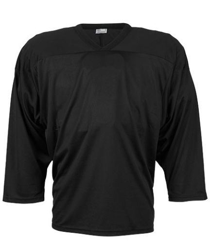 CCM JERSEY 10200 black junior - L/XL - Jerseys