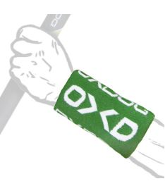 OXDOG TWIST LONG WRISTBAND green/white