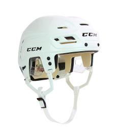 CCM HELMET TACK 110 white