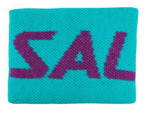 SALMING Wristband Mid turquoise   - Schweißbänder