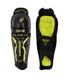 "WARRIOR SG ALPHA QX4 junior - 11"" - Schienbeinschoner"