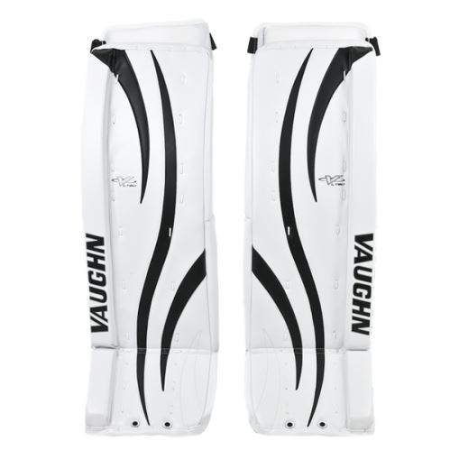 GOALIE LEG PADS VAUGHN VENTUS LT90 white/black senior - 32+2